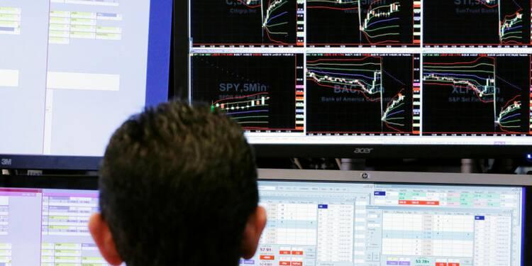 Wall Street ouvre en baisse, la géopolitique pèse sur la tendance