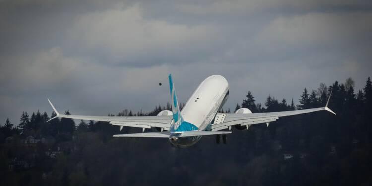 Premier vol d'essai réussi pour le Boeing 737 Max 9A
