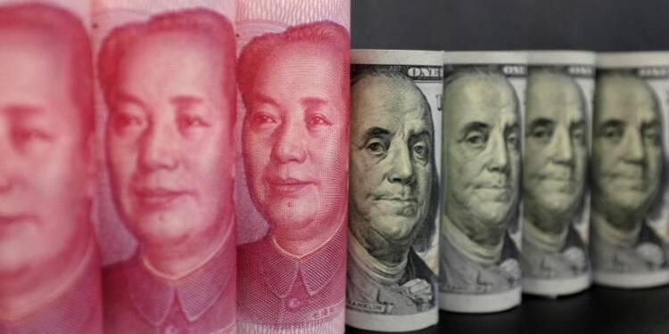 Trump n'accuse plus la Chine de manipulation des changes
