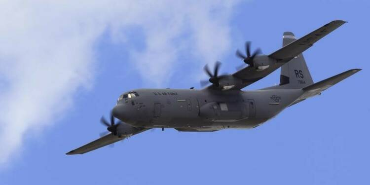 Paris et Berlin scellent l'accord sur une flotte commune de C130-J