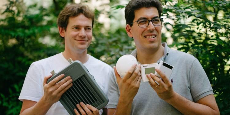 Internet des objets : Après Sigfox, le breton Actility lève 75 millions