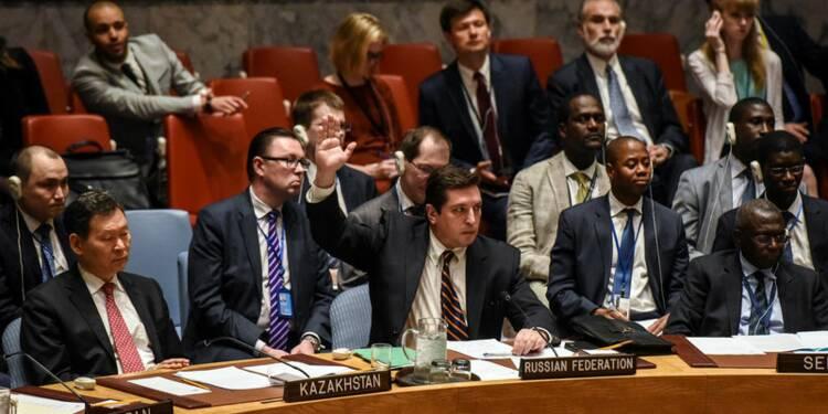 La Russie oppose son veto à l'Onu à une résolution sur la Syrie