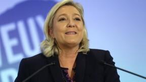 Marine Le Pen attaque François Fillon sur ses liens avec Axa