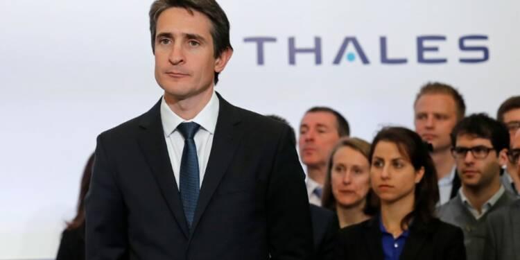 Thales annonce un contrat de 977 millions d'euros sur 10 ans avec la Simmad