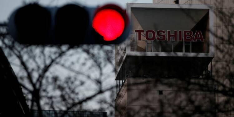 Toshiba publie des résultats non certifiés