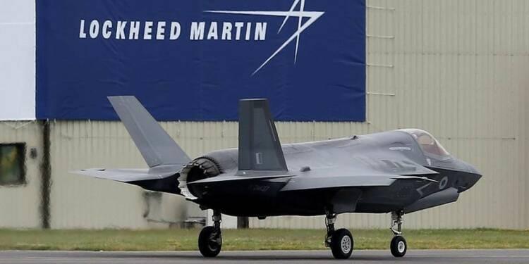 Le Pentagone veut une ristourne de 5% sur le F-35