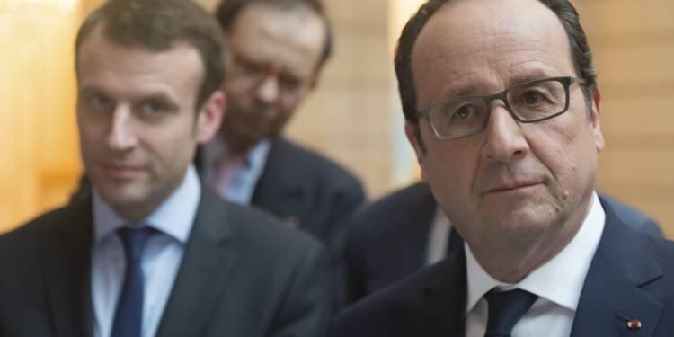 François Hollande prêt à voter Emmanuel Macron ?