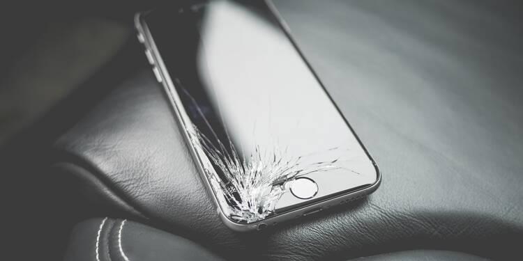 Bientôt la fin des écrans de smartphones brisés grâce à un nouveau matériau ?
