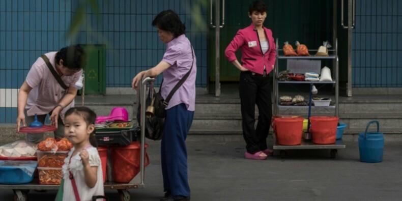 Corée du Nord: un changement économique inavouable mais bien réel