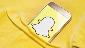 Comment Snapchat dépoussière le bon vieux journal télé