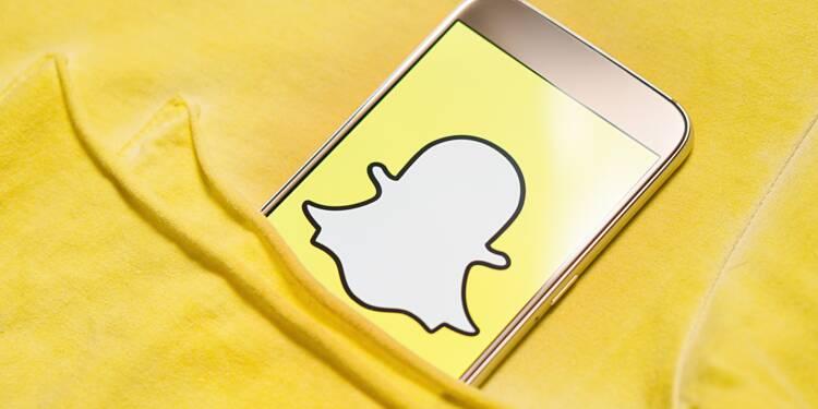 Snapchat : l'appli culte de la génération Y