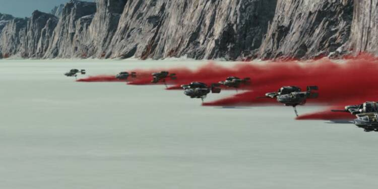 Star Wars 8 : The Last Jedi : la première bande-annonce est là