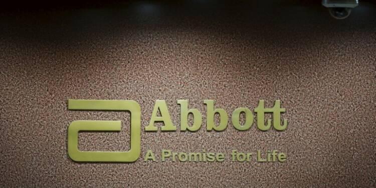 Abbott rachète Alere à un prix inférieur à sa première offre