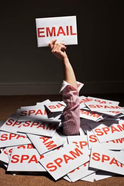 3.Ragez contre votre boîte mail qui explose