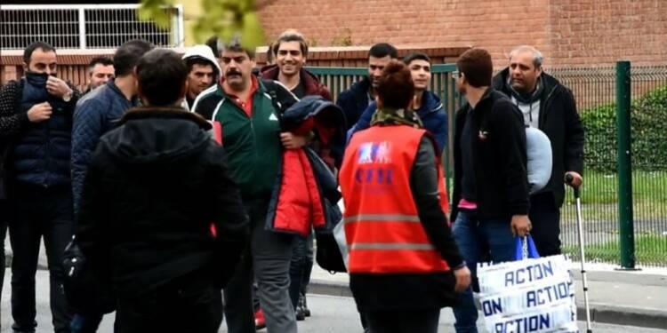 Grande-Synthe: nouveaux départs de migrants vers des CAO