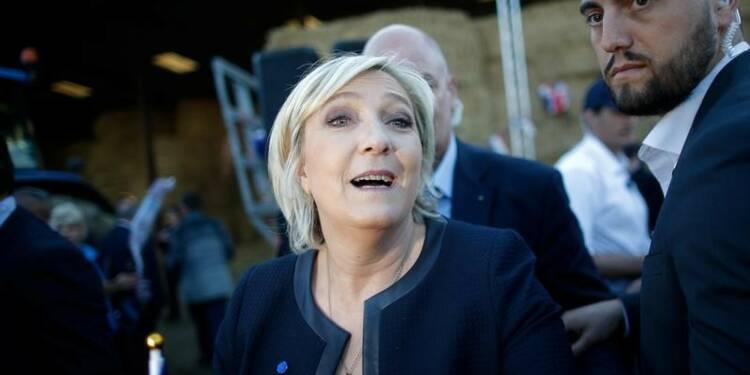 Le Parlement européen pourrait convoquer Le Pen avant le 7 mai