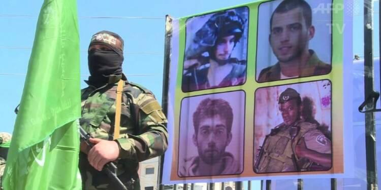 Manifestations en soutien aux prisoniers palestiniens