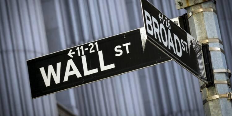 Wall Street en hausse, les résultats en ligne de mire
