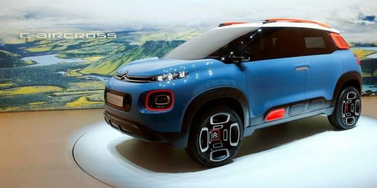Le petit C3 Aircross sera aussi fabriqué en Chine