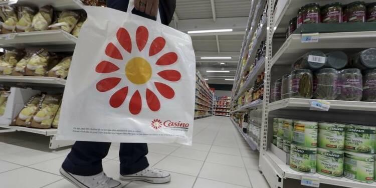 Casino ralentit au premier trimestre avec le Brésil mais confirme ses objectifs