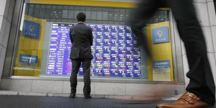 Tokyo finit en hausse dans le sillage de Wall Street