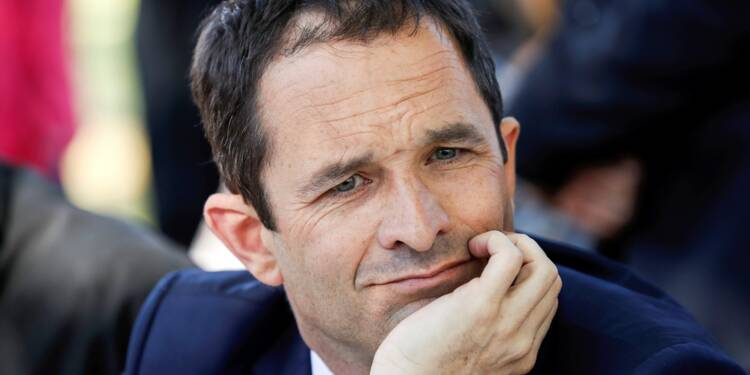 Benoît Hamon, ou les dernières heures du Parti socialiste