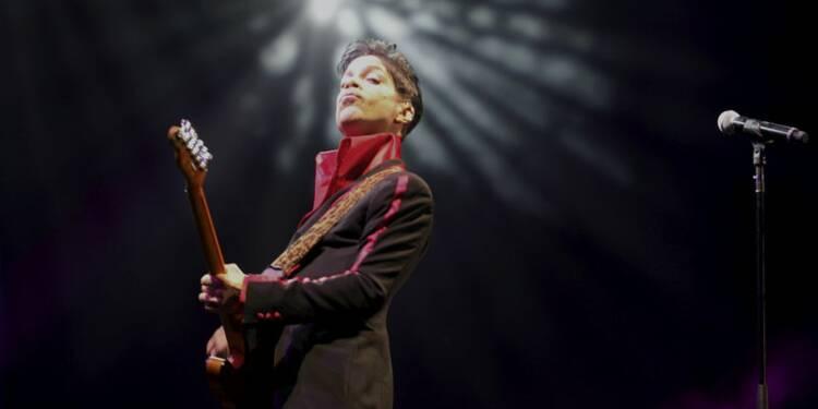 Les héritiers de Prince veulent bloquer la sortie d'un disque