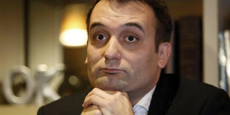 """Le """"torchon"""" brûle entre le FN et la Commission européenne"""