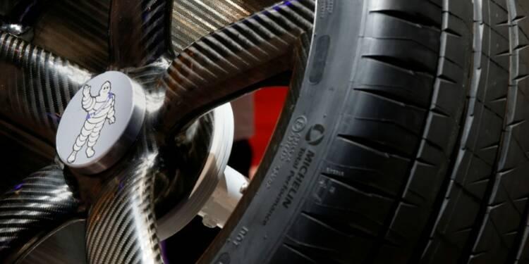 Michelin soutenu par la demande automobile et le secteur minier