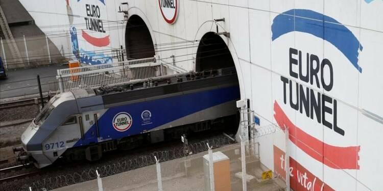 Eurotunnel: Hausse de 1% du chiffre d'affaires au 1er trimestre, effet calendaire de Pâques