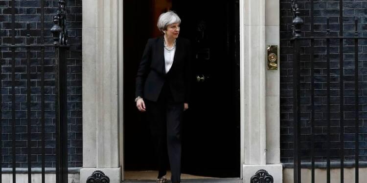 May veut en finir avec la liberté de circulation des Européens en Grande-Bretagne