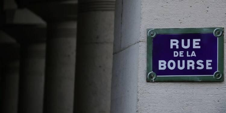La Bourse de Paris brille dans le sprint vers le premier tour