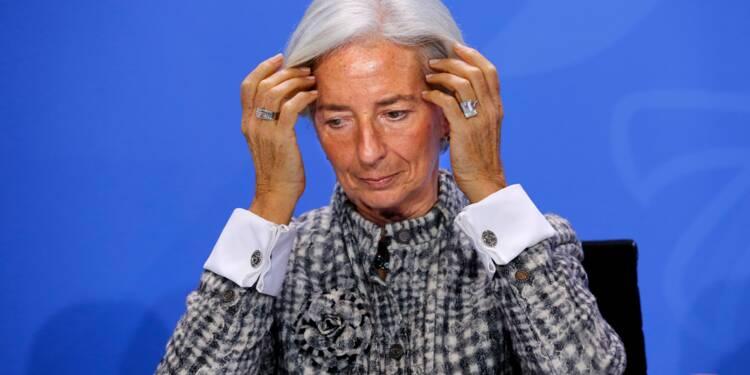 Le scénario noir du FMI pour l'économie mondiale et les marchés
