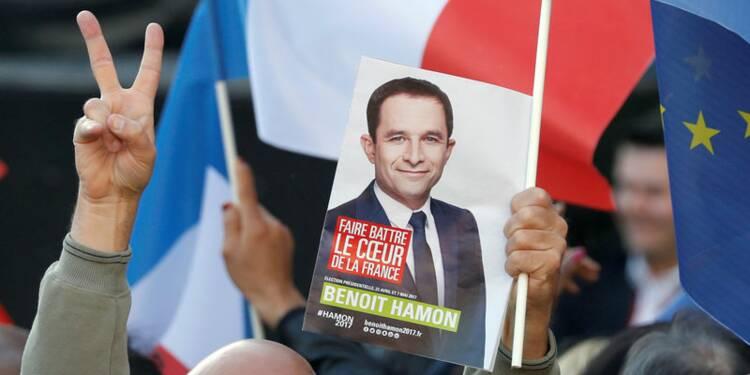 """Hamon met en garde contre un vote guidé par des """"stratégies"""""""