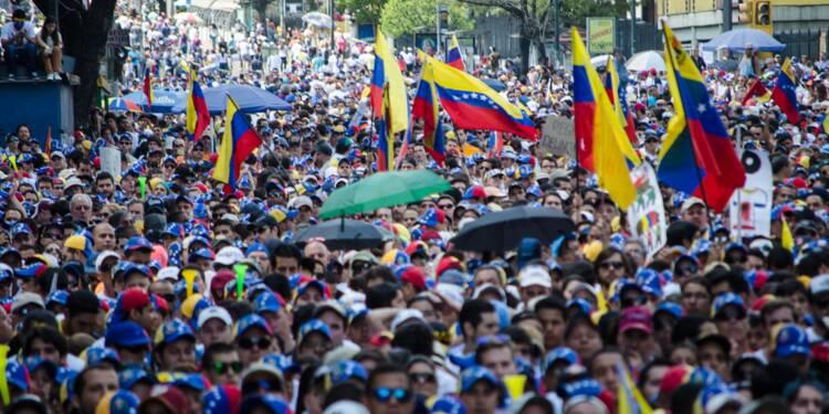 Le gouvernement vénézuélien confisque une grande usine GM