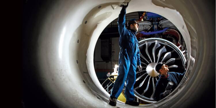 Découvrez la spectaculaire usine des moteurs Safran