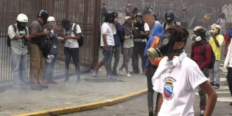 Venezuela: 3 morts et un nouvel appel à manifester