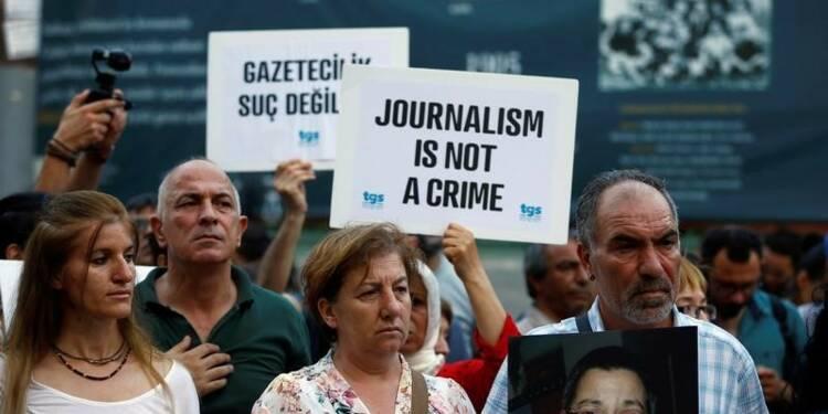 Europe: Une étude montre l'étendue du harcèlement des journalistes