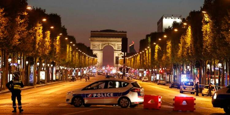 Le tueur des Champs-Elysées avait déjà menacé des policiers