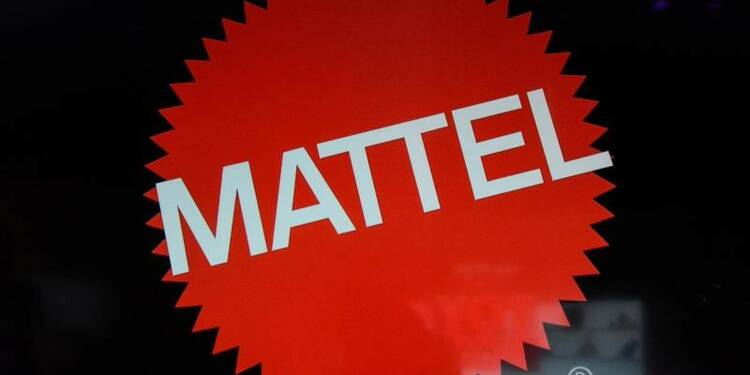 Mattel: Resultats plombés par les stocks, chute du titre