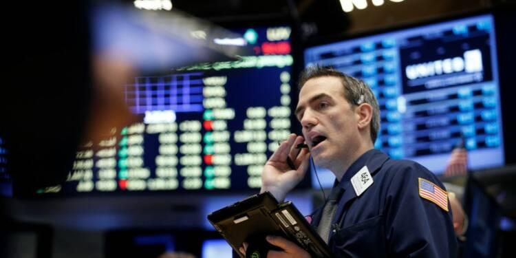 Wall Street prudente, le risque français éclipse les résultats