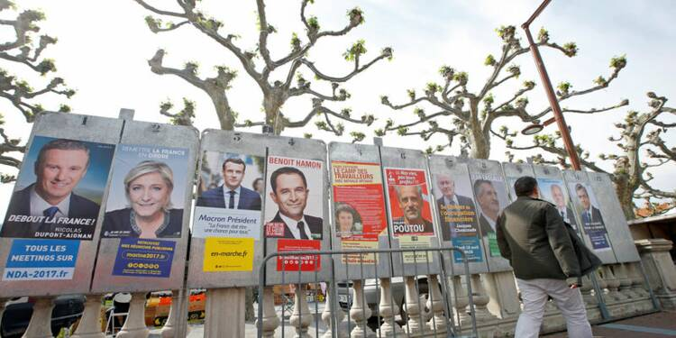 Présidentielle 2017: La France joue l'Europe à pile ou face