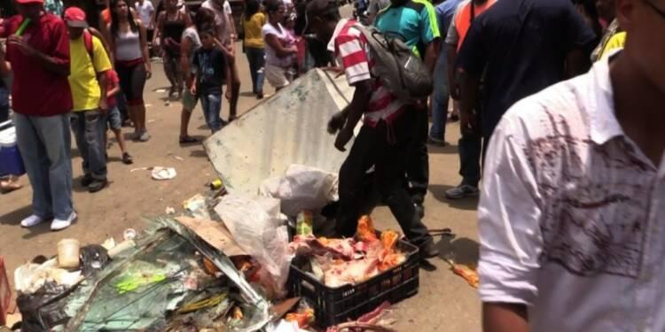 Venezuela: morts et pillages après une nouvelle nuit d'émeutes