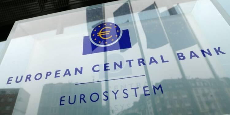 La BCE peut aider les banques après le vote en France