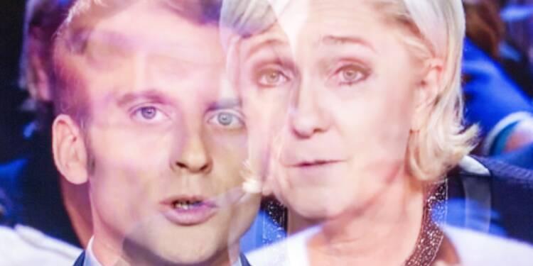 Présidentielle 2017 : tout oppose les programmes d'Emmanuel Macron et de Marine Le Pen