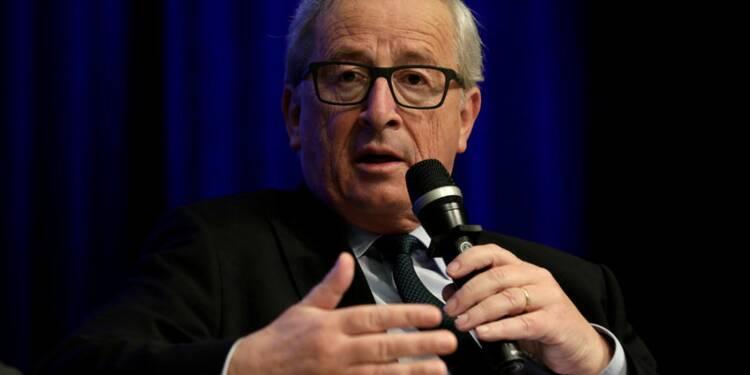 Juncker et Mogherini félicitent Macron