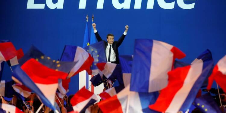 Sondage Ifop-Fiducial: Macron serait élu président avec 60% des votes
