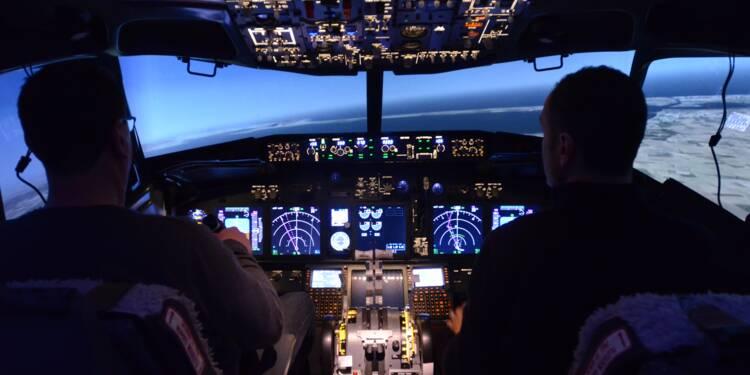 Testez votre leadership aux commandes d'un avion