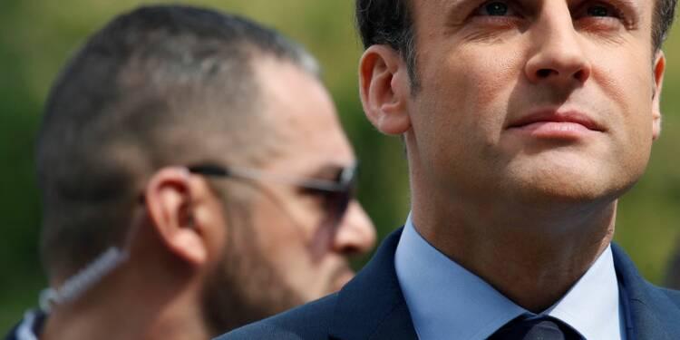 Macron, pas encore élu, en quête d'une majorité