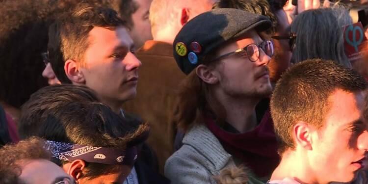 Défaite de Mélenchon au premier tour: réactions des supporters
